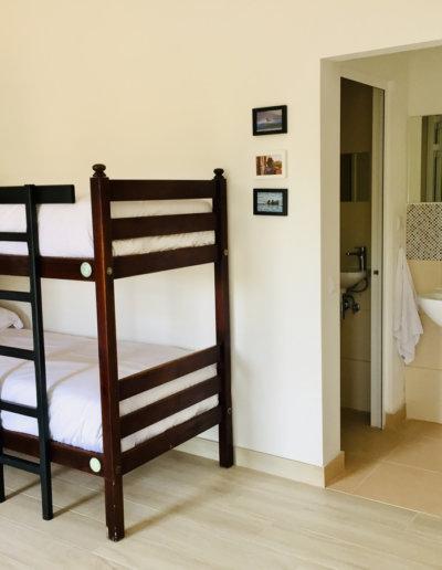 Aldeia da Praia Hostel room 2