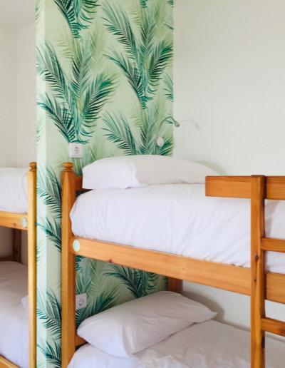 Aldeia da Praia Hostel room