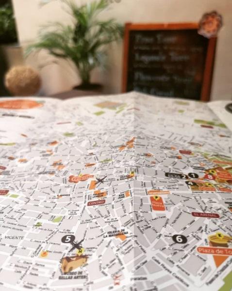 Oasis-Palace-Sevilla-Map-Walking-Tour